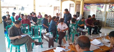 Musrenbang Desa T.A 2020 sebagai Penggali Aspirasi Masyarakat